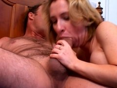 Hot Babe gets fucked in her hairy cunt