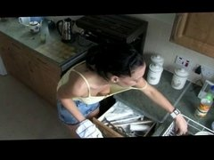 Downblouse In Kitchen BVR