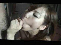 cumshot in mouth