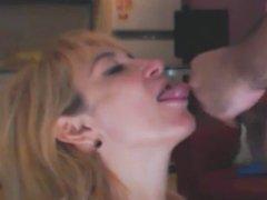 face cum blond 040315