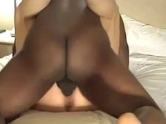 Short video of MILF gettng BBC