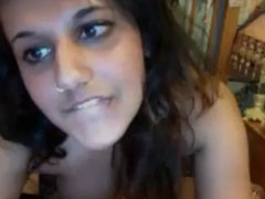 Indian Teen getting naked at Cam - Part 02