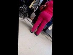 pink milf butt