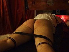 BDSM Mystery Mischell - hard caning
