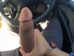 Wank in a Car  - nial