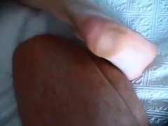 Curvy cheating wife on real homemade