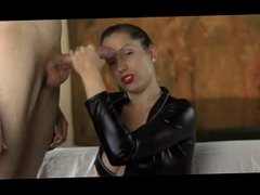 Catsuit Gloves BJ Countdown
