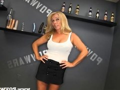 POV Wars Mature babe gets fucked by 5 guys in a row guy-2