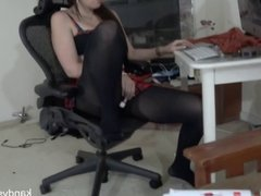School Girl Caught Masturbating HD
