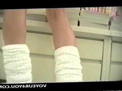 Uniforms And Miniskirts Panties Voyeur Movie