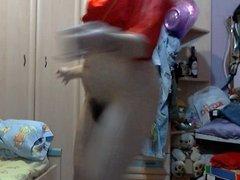 Bailando samba