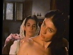 Diana Quick, See Through & Topless.