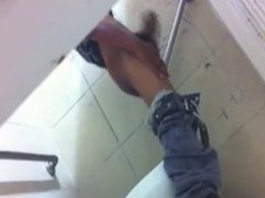jerking in restroom 2