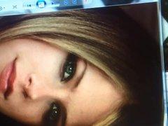 Avril Lavigne cum tribute #5