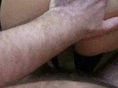 POV recording doggy style sex