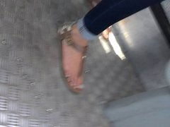 candid feet 2
