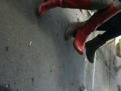 Dangling feet 3