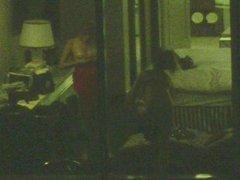 Vegas Hotel Window 1
