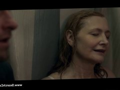 Patricia Clarkson nude - October Gale (2014)