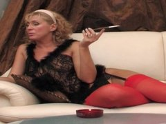 Russian MILF and guy - 59