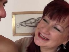 Mature woman and young man - 66