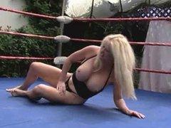 Monster Boob Wrestling