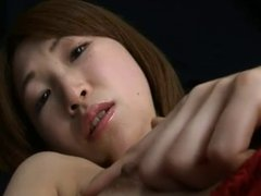 Asian girl solo show