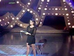 Spanish magician Ines Molina deepthroat