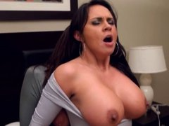 Soaks Her Panties While Rides Sybian