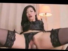 Queen to enjoy dick of sex slaves