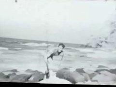 Gay Vintage 50's - Ed Furry, On the Beach