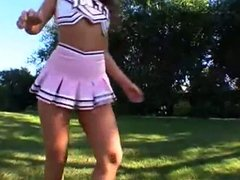 PORNO STAR !!! Naomi Russel Cheerleaders