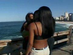 Black Lesbians brazilian