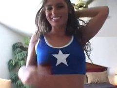 PORNO STAR !!! Naomi Russel Micro Short