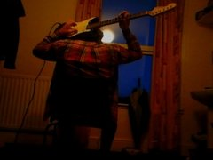 more Behide Head Guitar Practice x