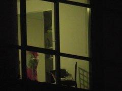 Hotel Window 61