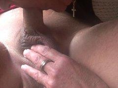 good blowjob and sperm in mouth. pijpen en mond volspuiten