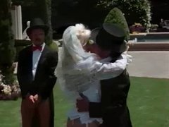 No Pants Wedding