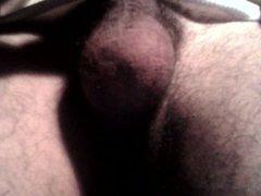 Shaking My Big Hot Sexy Juicy Yummy Hairy Balls & Cock