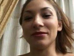 submissive brunette slut deepthroats BWC - kcxxx