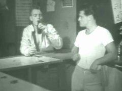 Gay Vintage 50's - The Beach Bar Nightmare