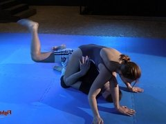 Mixed wrestling by Fight Pulse