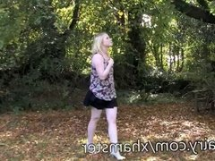 Getting to know Satine Spark outside