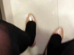 Black Pantyhose Teaser