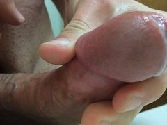 Close up HD cumshot