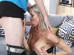Milf with big boobs part 1