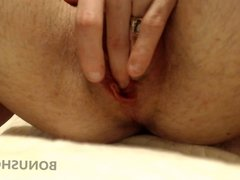 Fucking Myself With My Huge Clit