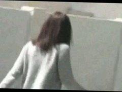 Girls Masturbating Outdoors Compilation 3