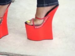 RED MULES (estefania)