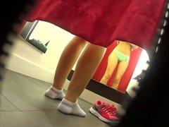 Dressing Room Peeper